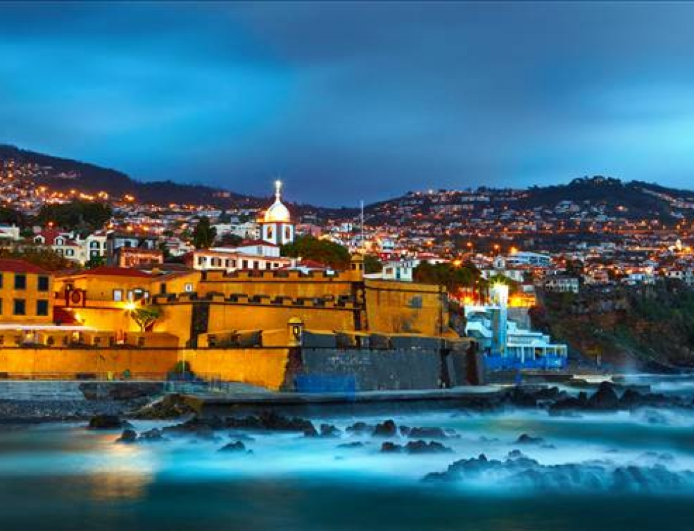 Madeira: Funchal & Island Experience