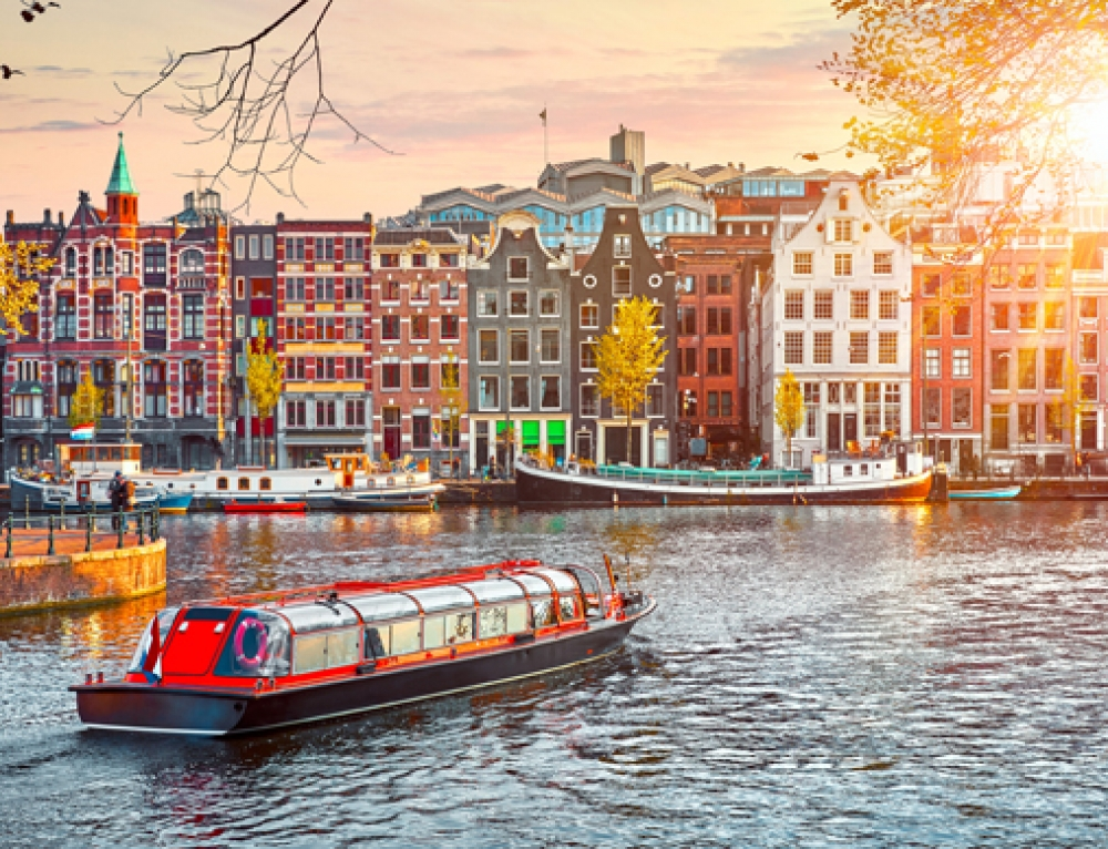 Amsterdam & Antwerp Mini Cruise