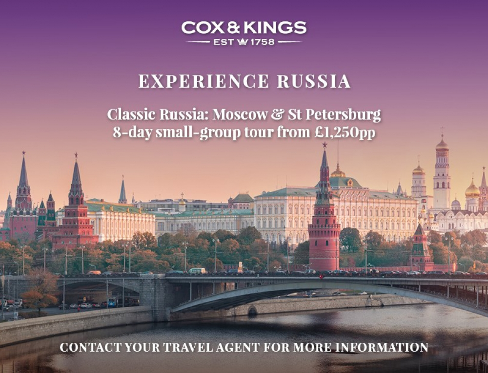 Cox & Kings Classic Russia