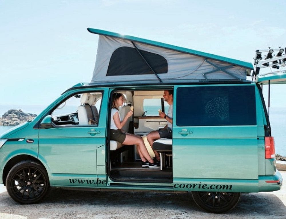 FAMILY CAMPERVAN HOLIDAY IN JERSEY from £1699